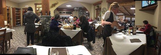 Oulx, Italy: Ristorante Pizzeria La Casetta del Gad
