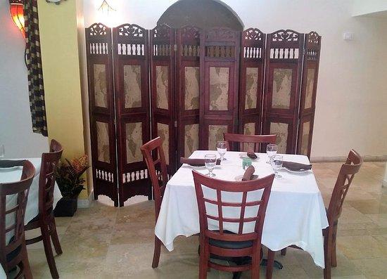 The Carthage Grille   Mediterranean Restaurant U0026 Bar: Dividers