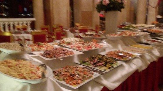 Pranzo A Buffet Milano : Buffet da re a euro a pranzo recensioni su le banque milano