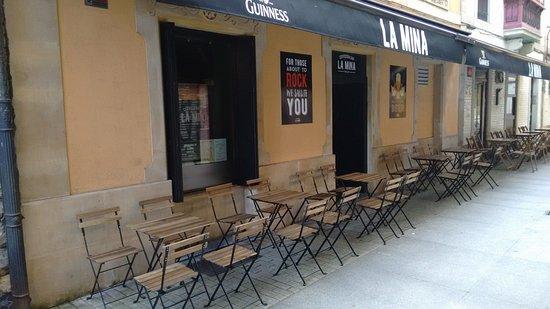 Cervecería Bar La Mina