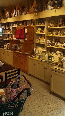 Loganville, Pensilvania: Gift shop