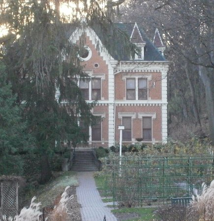 New Ulm, MN: August Schell's house