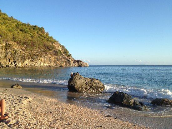 Do Brazil: Vista linda da praia a frente
