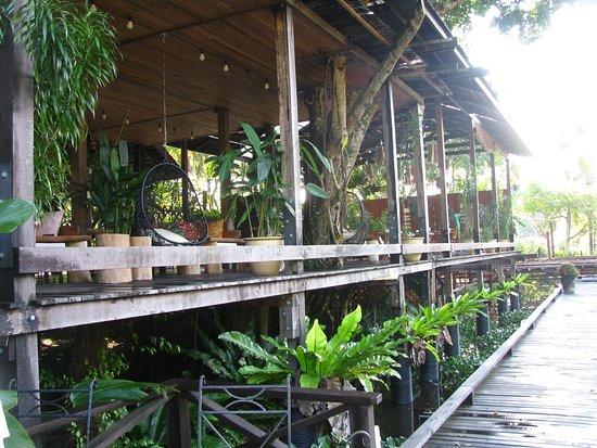 Sepilok, Malaysia: Bar