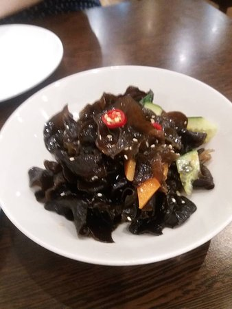 chinese canteen tree ears yum
