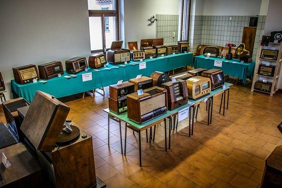 Museo della Radio - Tutta un'altra Radio