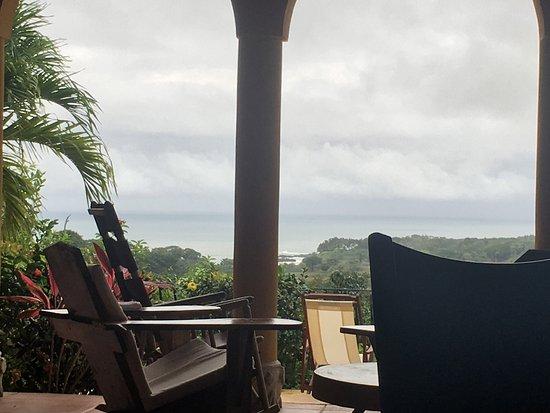 Ostional, Kosta Rika: Outside view