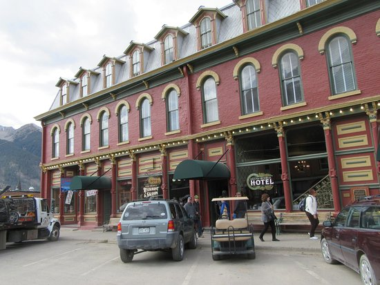 The Grand Restaurant and Saloon: The Grand Hotel - Restaurant and Saloon - in Silverton, CO