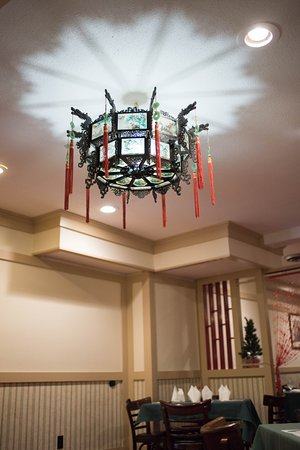 Prescott, Canada: Inside of Wok House