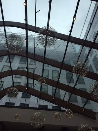 Hilton The Hague: floors