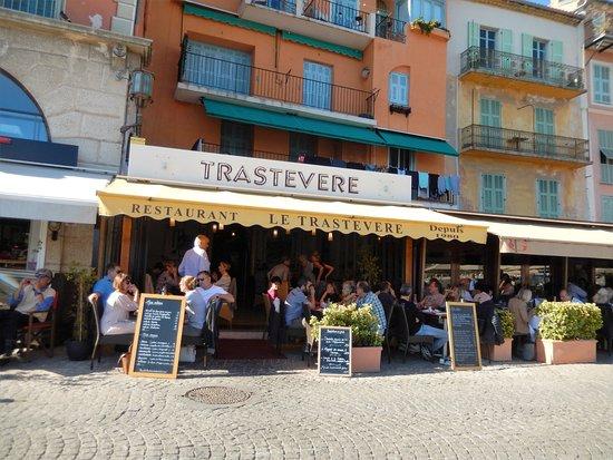 Tavolini Di Marmo Trastevere : Trastevere villefranche sur mer ristorante recensioni numero di