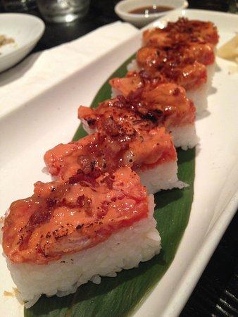 Hapa Izakaya Yaletown: sushi