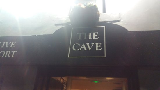 The Cave Paisley