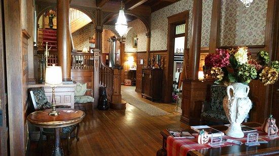 Helena, AR: The Grand Lobby
