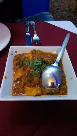 Chicken Tikka Pasanda