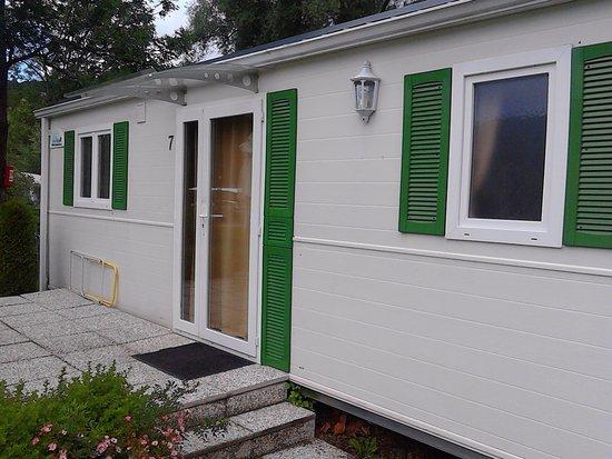 Добриах, Австрия: il bungalow