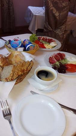 Konin, Poland: Simply breakfest