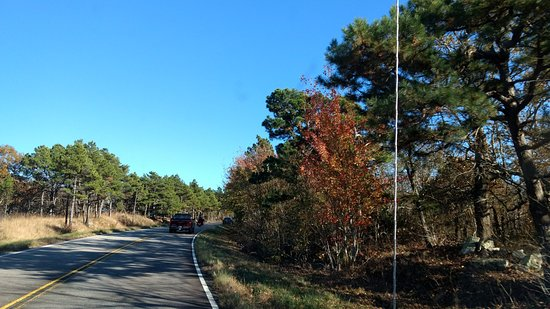 Heavener, OK: On the Road