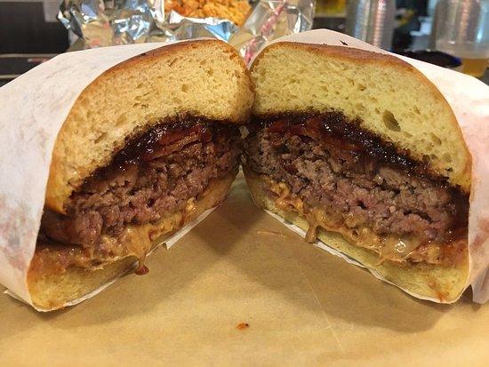 Dee Snider burger. GET IT! It's the best!!!!!