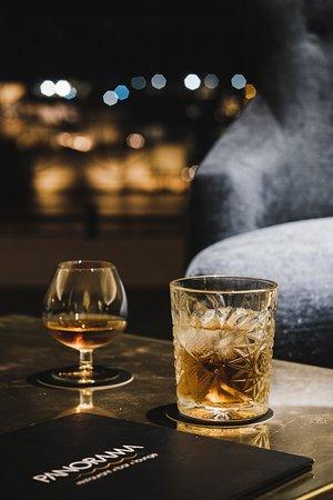 PANORAMA Restaurant, Bar & Lounge: Enjoy a drink at the Panorama Bar & Lounge