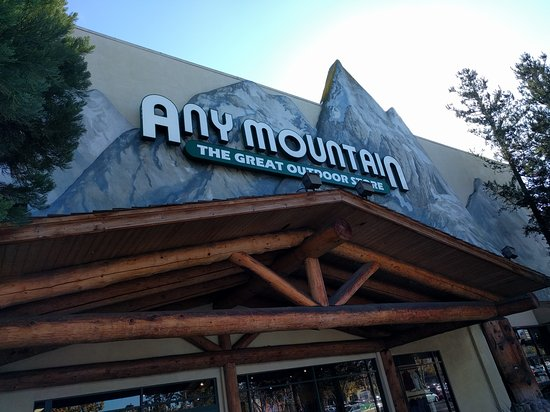 Any Mountain