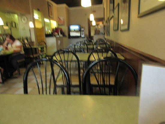 Greenwood, Ντέλαγουερ: Dining area
