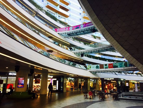 Kanyon Shopping Center