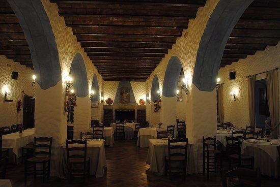 Casarabonela, Espanha: zona comedor