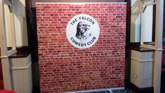 ‪The Falcon Comedy Club‬