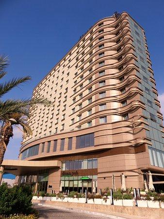 Outsicde view divan hotel mersine divan mersin mersin for Divan hotel mersin