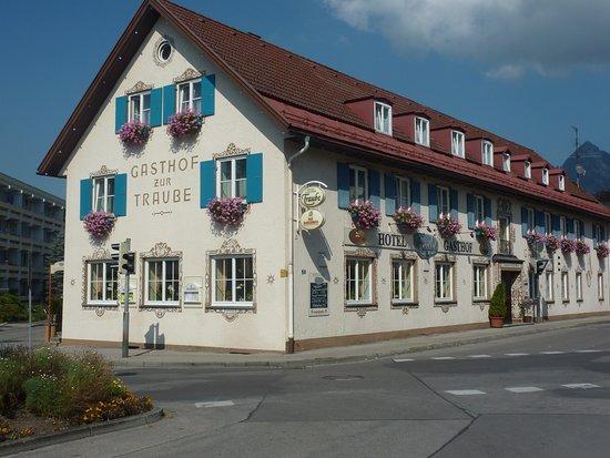 Gasthof traube sonthofen duitsland foto 39 s en reviews tripadvisor for Hotel in sonthofen