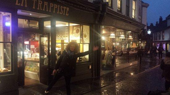La Trappiste Bar