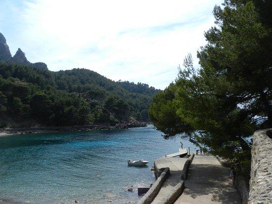 Sa Calobra, Spain: Cala Tuent