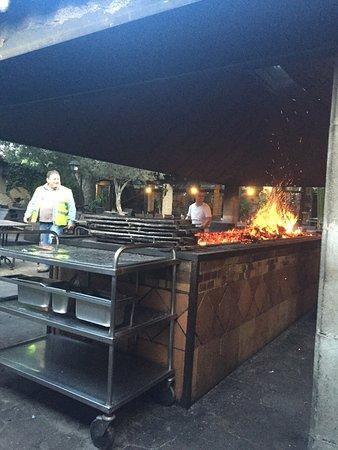 Restaurante sa farinera en palma de mallorca con cocina - Cocinas palma de mallorca ...