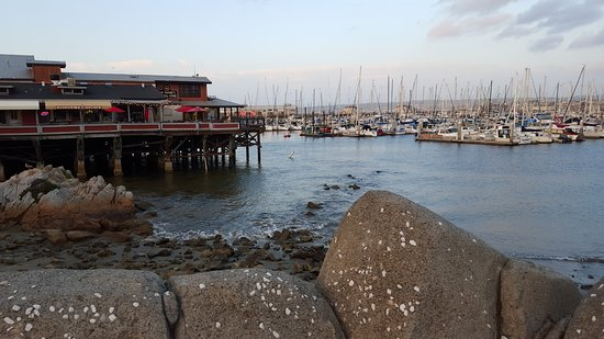 Monterey State Historic Park : Nice place for a stroll