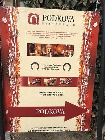Restaurant Podkova: photo0.jpg