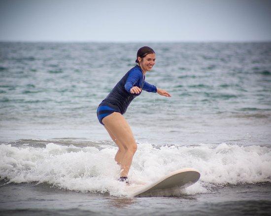 Playa Grande, Costa Rica: Surf lesson