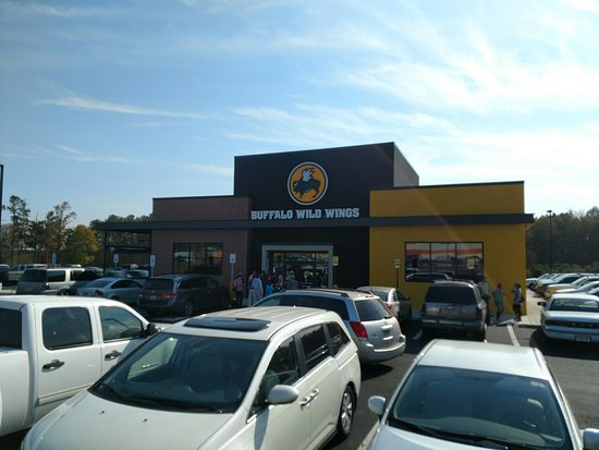 Pell City, Алабама: Buffalo Wild Wings