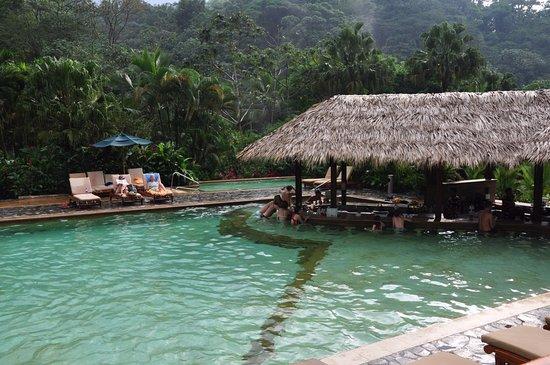 Tabacon Grand Spa Thermal Resort: tabacon spa
