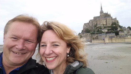 Mont Saint-Michel & Normandy Tour - Emi Travel Paris: On the flats.