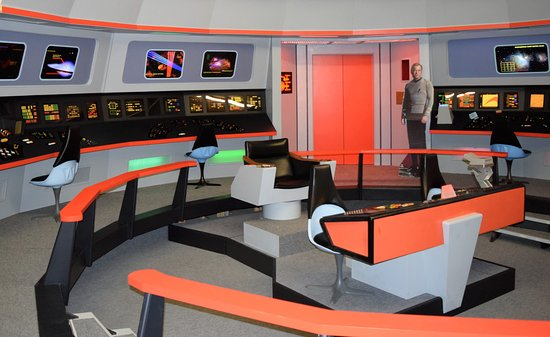Star Trek Original Series Set Tour: Nobody puts Baby in the corner (sorry, wrong movie)
