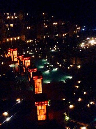 Beautiful Resort Needs More Night Shows