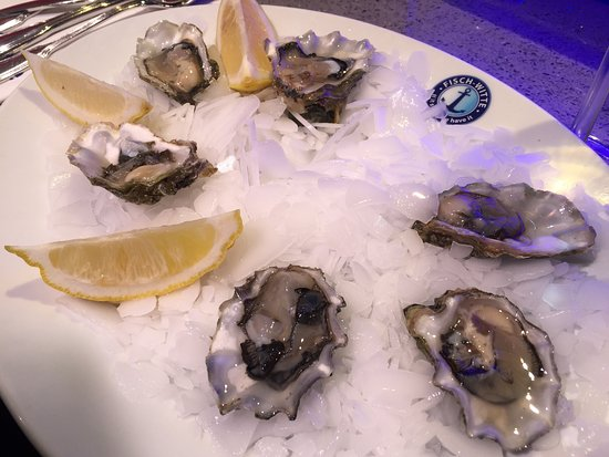Witte: 牡蠣は値段は少し高めです