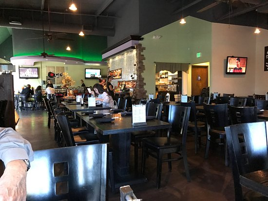 Inside The Restaurant Picture Of One Sushi And Grill Murrieta