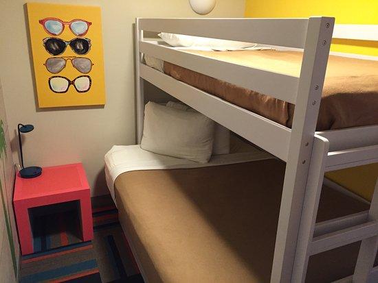 Holiday Inn Resort Orlando Suites   Waterpark: Remodeled Kids Bunk Room