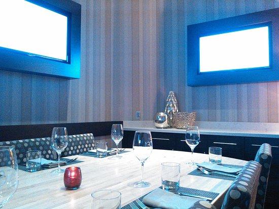 North Kansas City, MO: private dining area