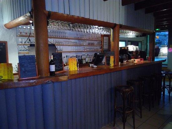 Dordogne, Francia: La Licorne Cafe