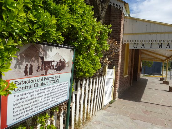 Museo Historico Regional de Gaiman
