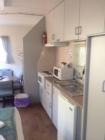kanasta picture of kanasta caravan park rye tripadvisor. Black Bedroom Furniture Sets. Home Design Ideas