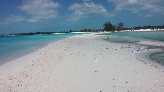 Playa Paraiso: colores unicos